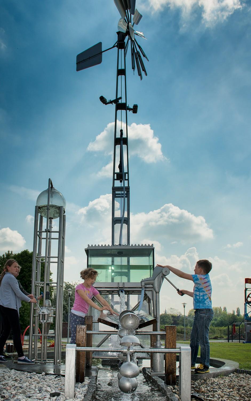Sztolnia - Park 12C - atrakcje naziemne<p> <a href=''></a></p>